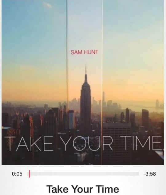 Sam-Hunt_Take-Your-Time