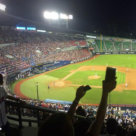야구경기보기