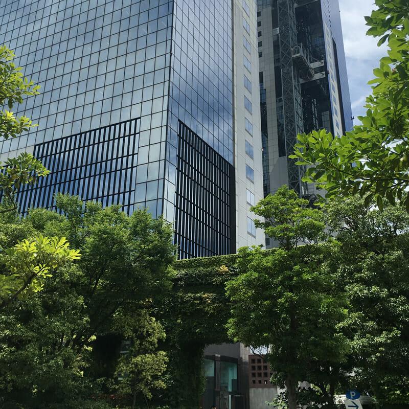 오사카 경치